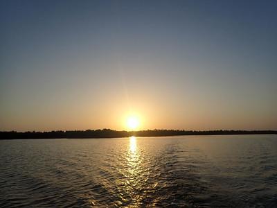 Sunset Bird Rookery Boat Cruise - Melhfoud