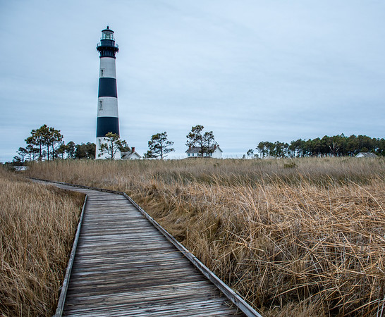 The Coast of North Carolina
