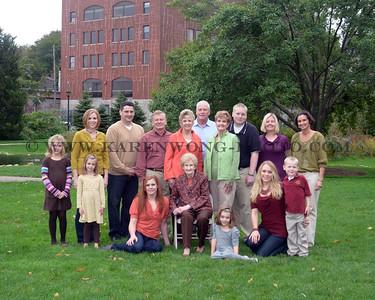 Reynolds Family 2011