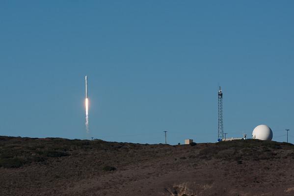 Falcon 9 v1.1 - 9/29/13