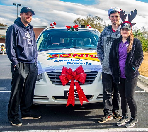 Christmas Parade Winder GA 2018
