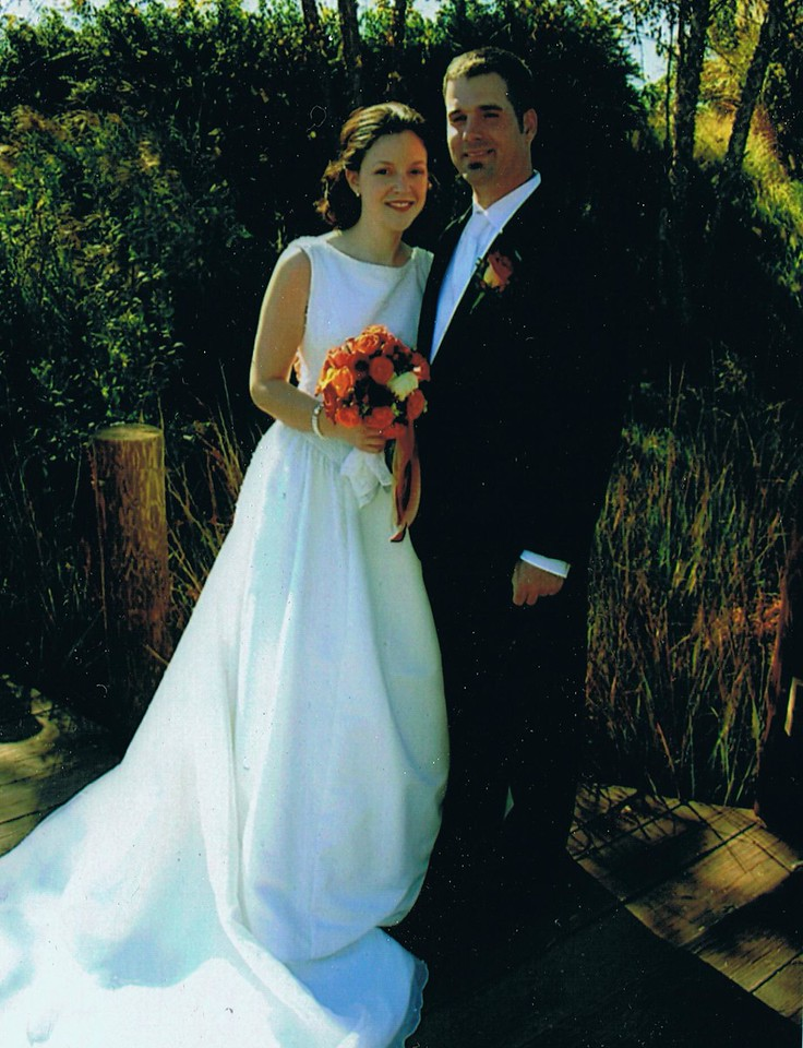 Cindy & Vic Goeller Wedding Photo