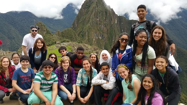 Peru - Project Week 2015
