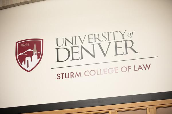 Sturm Law Scholarship Reception