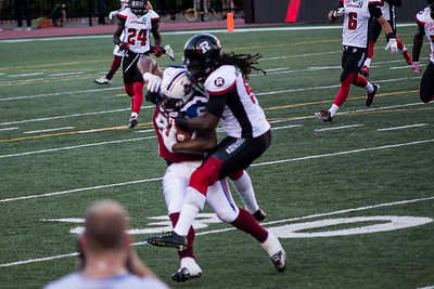 Alouettes vs Redblacks 30-06-16
