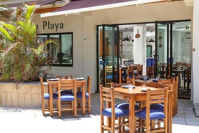 La Playa Restaurant - San Pancho