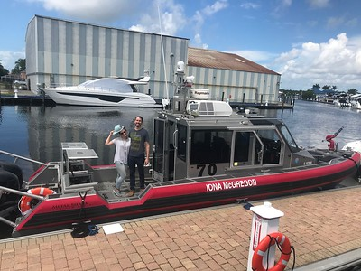 2019 FT Touch A Boat Event