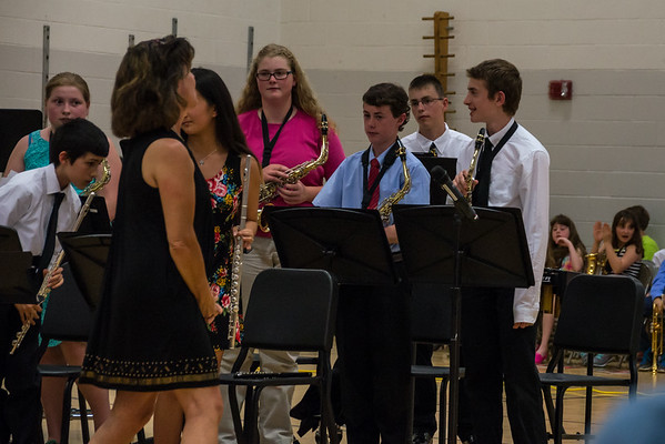 MES/MMS Spring Concert 2015