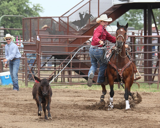 2016 SD East Region High School Rodeo - Sunday Events