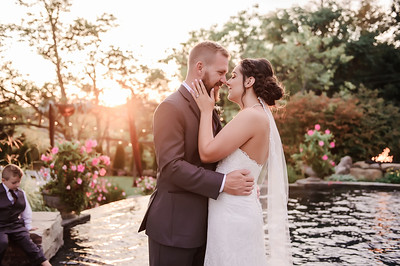Anna and Brandon Shoopman Wedding 2019