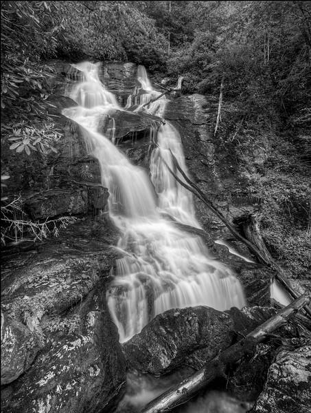 Ammons Creek Falls