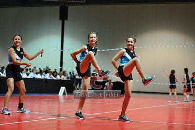 06/23 Saturday Double Dutch Pairs Freestyle Heat 16-31 Station 2