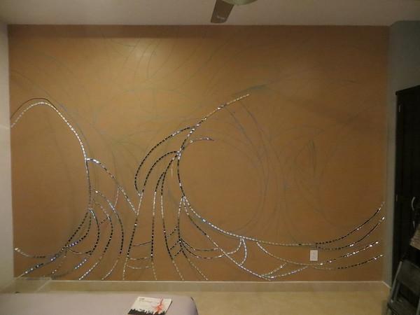 Mosaic Bedroom