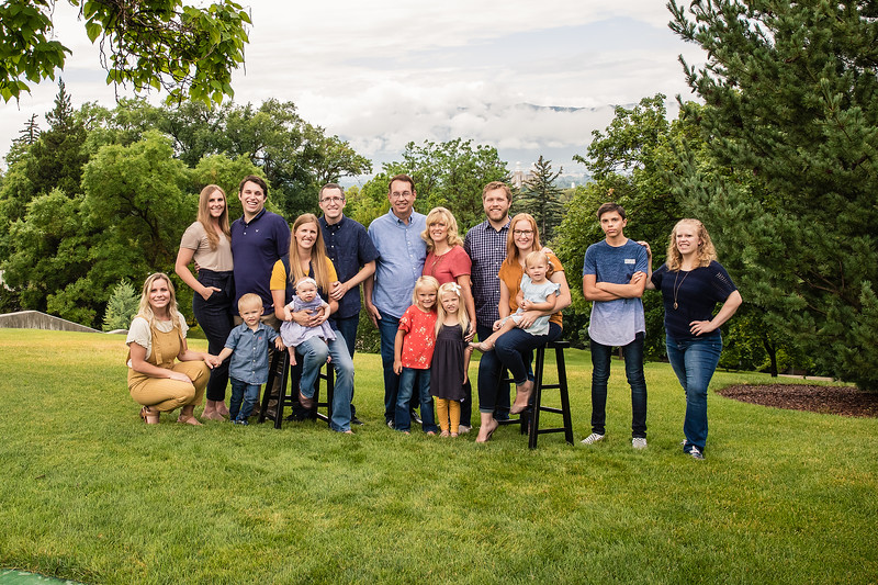 Kidman Family 2019