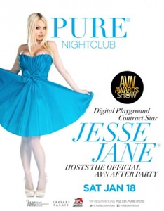 "<FONT SIZE=""1"">Jesse Jane @ Pure Nightclub 1.18.14"