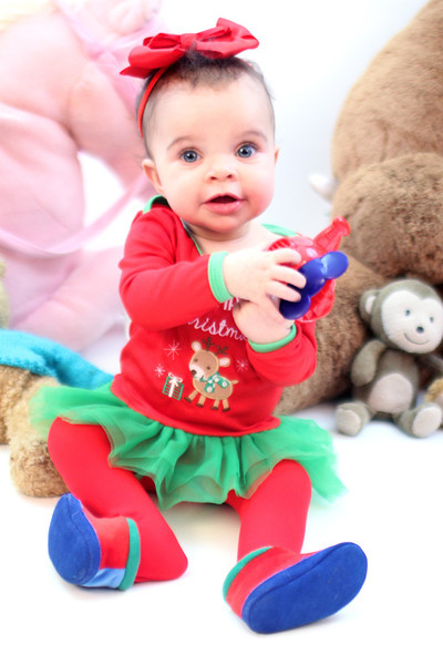 Sophia's First Christmas
