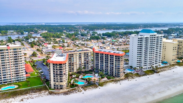 Coral Reef Condominiums, Panama City Beach, Florida
