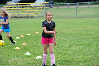 Willow Soccer Practice 2014 (07-01-2014)