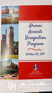 2017 10 20 Uncle Dennis CSU Award