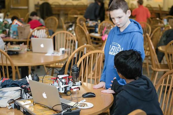 Hackathon morning 1/19/19