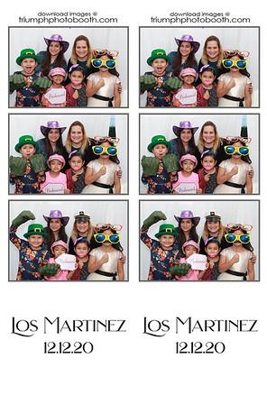 12/12/20 - Los Martinez
