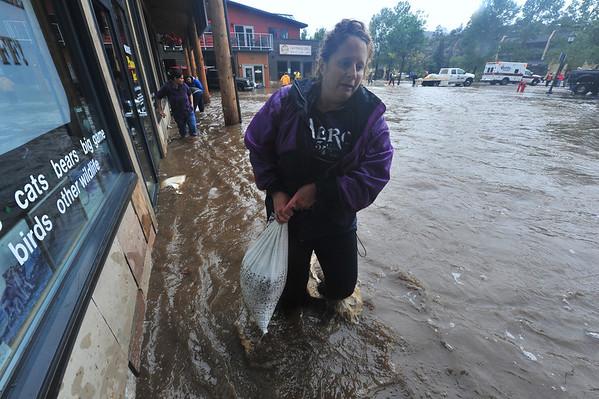 Estes Park Flood 2013