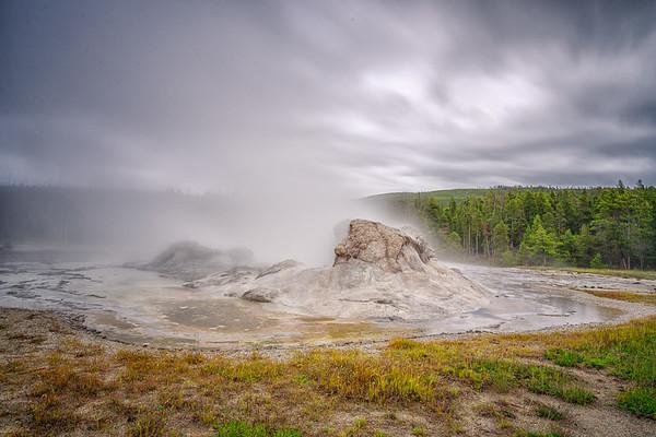 Yellowstone Fall 2014