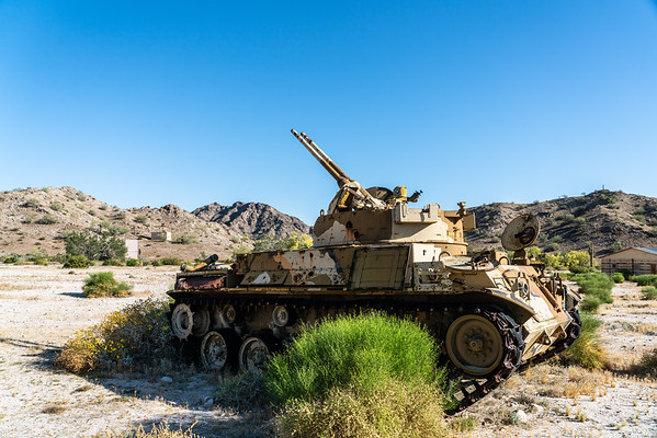 Combat Village BMGR 2020