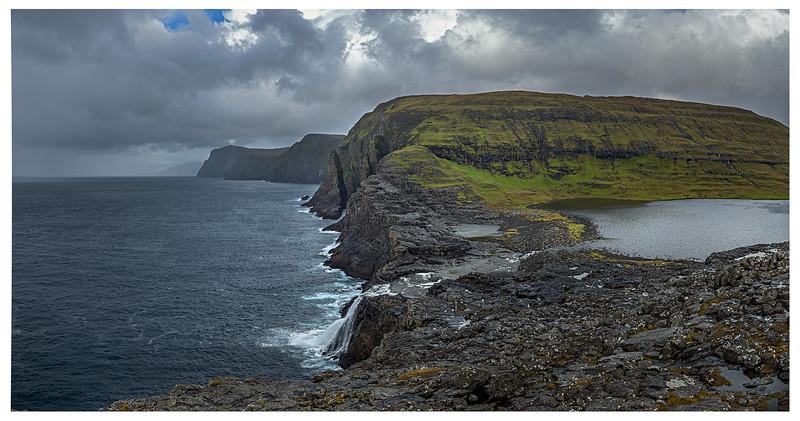 Coast of Faroe 8  Photography by Wayne Heim