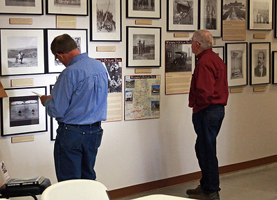 Old west outlaws come to life in the traveling exhibit