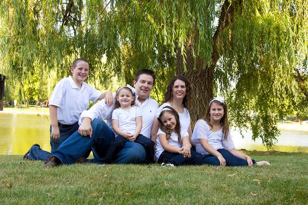 Boger Family - 2013