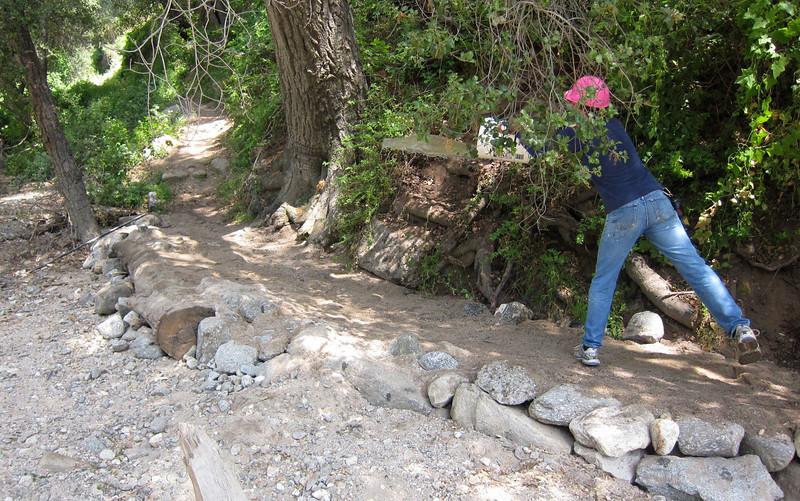 20110507007-El Prieto Trailwork.JPG