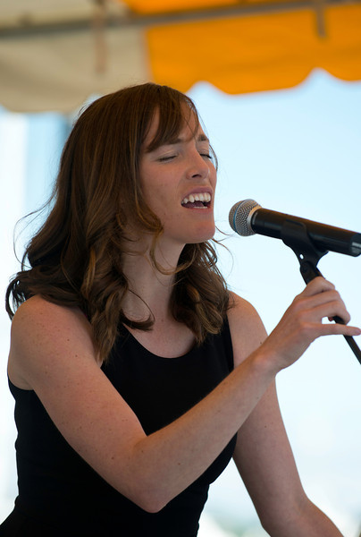 Jasmine Greene Band @ Anacortes Waterfront Fest 06-2013