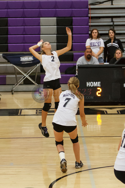 2012-08/30: Mountain Ridge HS @ VVHS