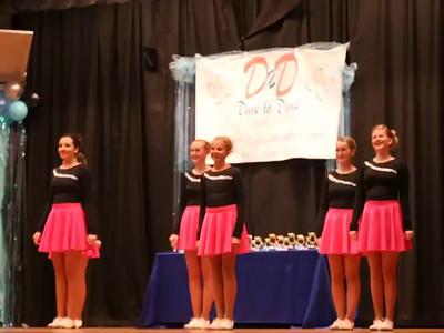 2016 Dare to Dance Recital Videos, Harriman, TN