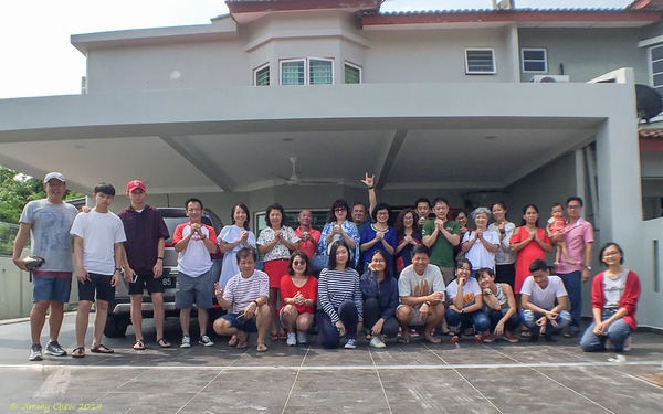 2019_02_17 CNY House Visits