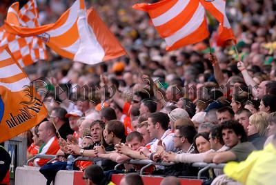 Armagh Celebrate the goal. 06W27N260