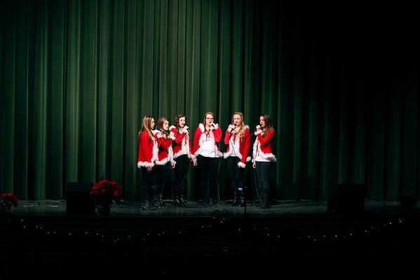 CHS Christmas Concert, 12-9-13