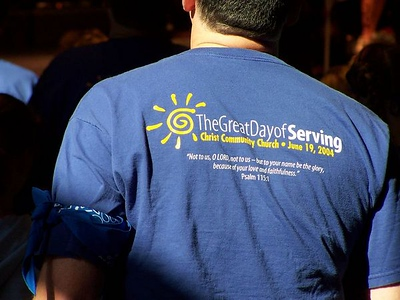 Great Day of Serving - June 18, 2005