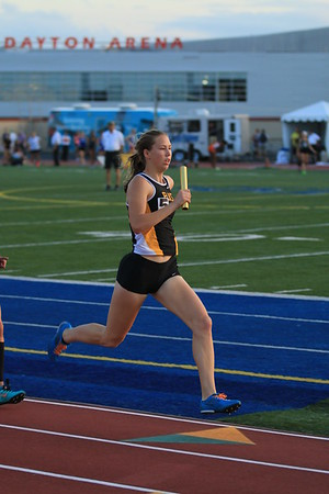 2015-05-29 OHSAA Regional Track and Field Tournament - Friday - Girls
