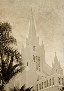 San Diego California LDS Temple Prints
