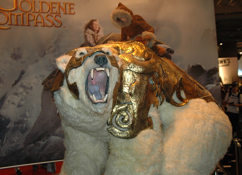 Bear from Golden Compass