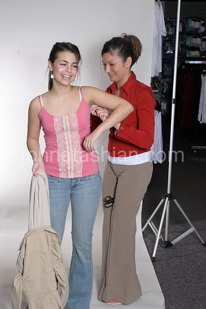 Eblens - Clothing Advertising Photos - July 1, 2006