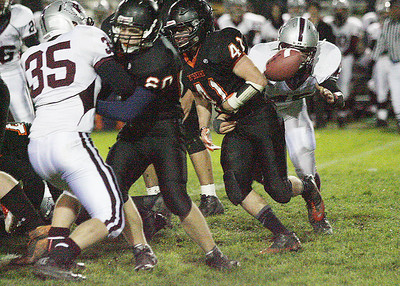 McHenry Prairie Ridge Football