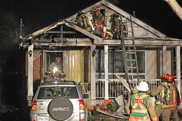 November 6, 2012 - 2nd Alarm - 117 Canlish Rd.