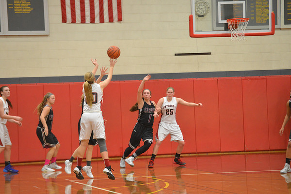 Girls' Basketball: GA vs Caravel Academy