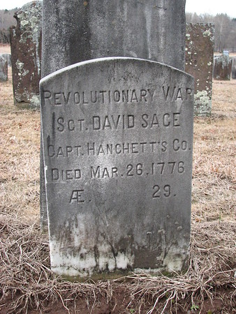 David Sage Cenotaph