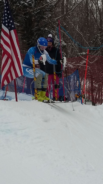 Varsity Alpine at Loon and Proctor