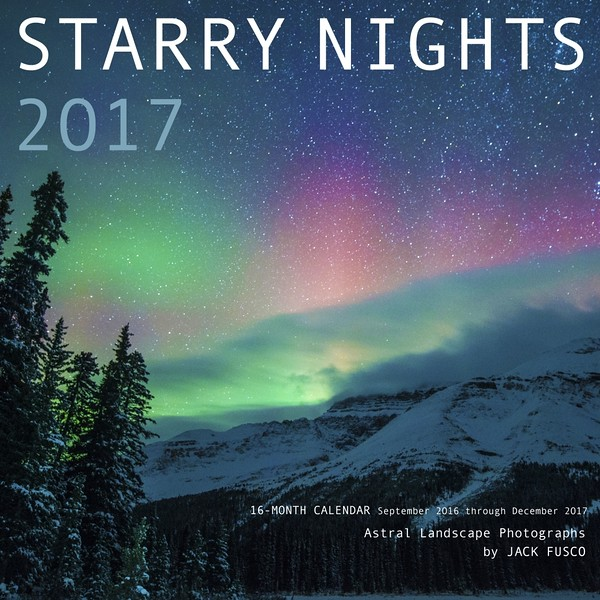2017 Starry Nights Calendar