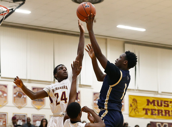 WCAC Boys Basketball: Good Counsel vs. Bishop McNamara